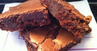 Brownie de Jengibre
