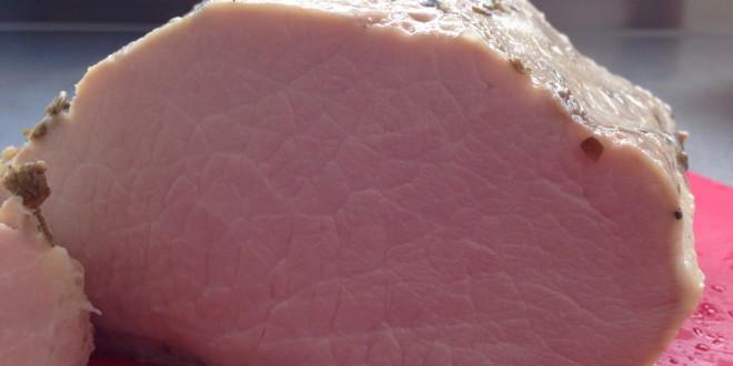 Lomo de Cerdo con Mostaza y Especias